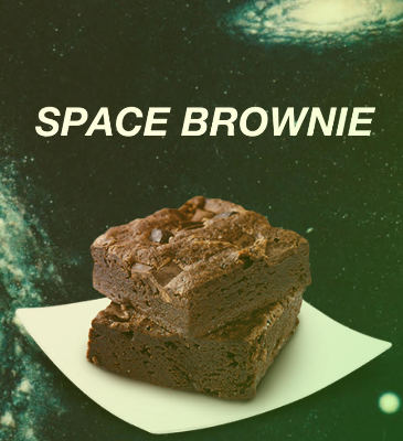 Podcast Space Brownie